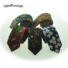 CHCUM Cotton Hand Made Neck Tie Classical Fashion Flower Ties For Men 2017 Dress Collocation For Wedding Party