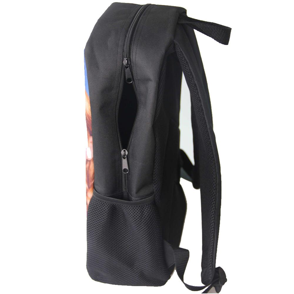 7a58c678c09d US $17.24 INSTANTARTS 3D Wolf Backpack for youth Girl Boy Mochila ...