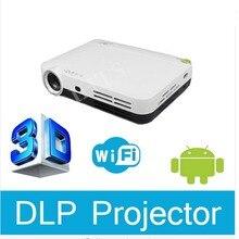 Wifi Wireless Mini DLP Projector/Home Cinema Entertainment for Phones Multimedia Projector