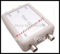 5 канал Портативный осциллограф ПК USB 2.0 цифровой осциллограф BNC Connection 150 кГц