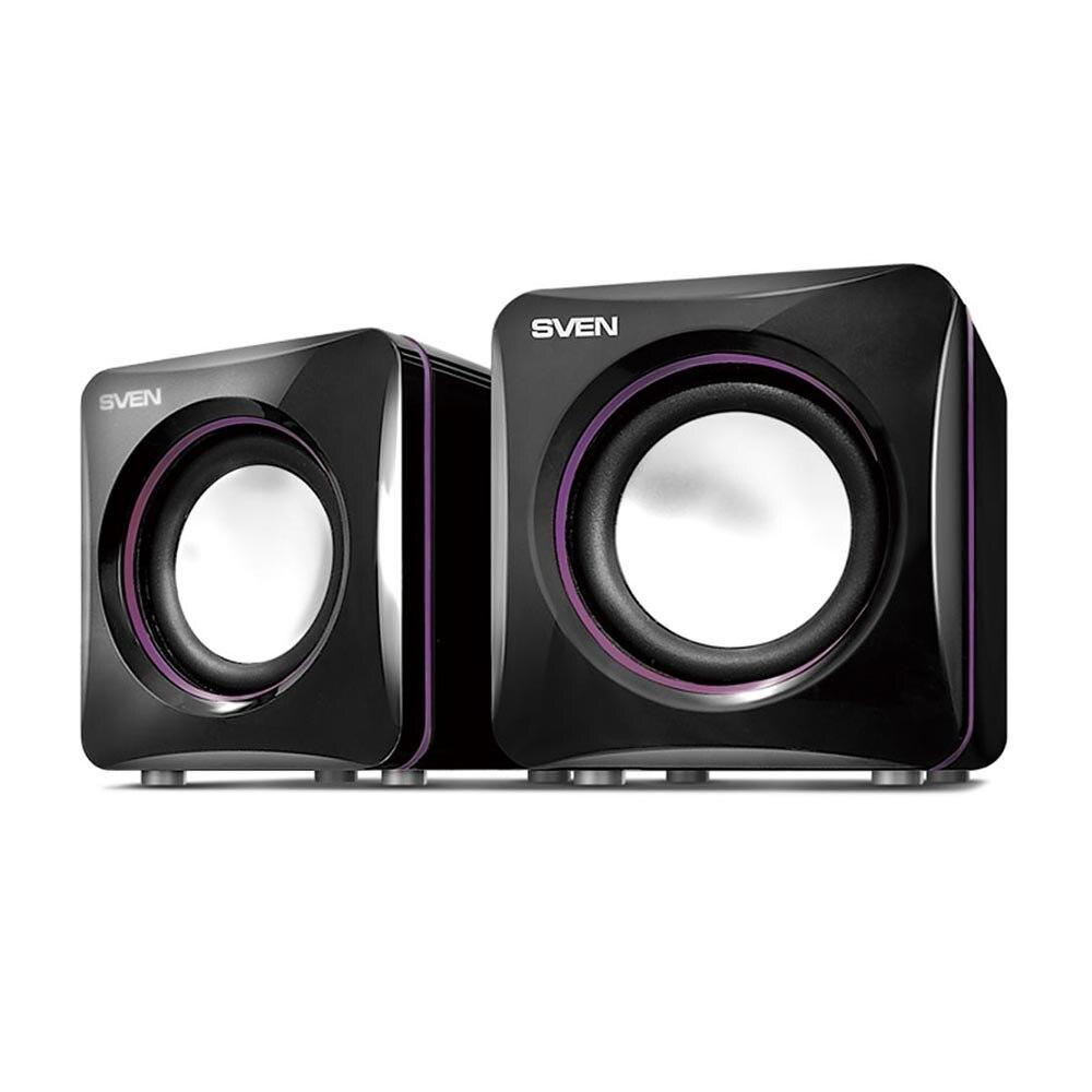 Consumer Electronics Portable Audio & Video Speakers SVEN SV-0110315BK tweeter speaker 4 inch 8 ohms audio hifi treble loudspeaker for multimedia pc home speakers etc