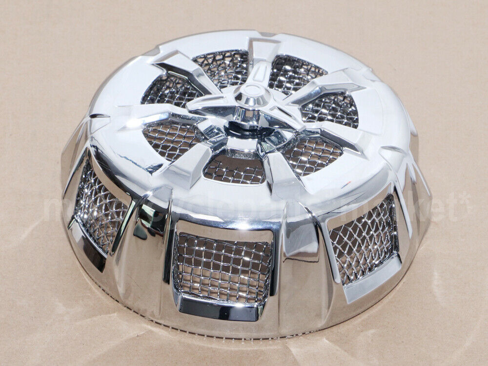 Motorcycle Chrome Air Cleaner Filter Cover Cap 9439 For Harley Touring  99-16 Softail 00-16 Dyna 99-07