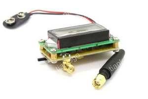 Image 5 - Высокоточный цифровой измеритель частоты от 1 МГц до 500 МГц, ЖК дисплей 0802 + антенна для Ham радио усилитель