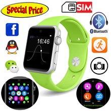 Neueste DM09 Bluetooth Smartwatch 2.5D Arc HD Screen Unterstützung SIM Karte tragbare Geräte Smartphone Fitness Tracker für IOS Android
