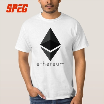 T-Shirt Ethereum cryptocurrency