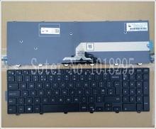 Nova REINO UNIDO preto Do teclado Do Portátil para Dell Inspiron 15 3000 5000 3541 3542 3543 5542 3550 5545 5547 15 5547 17 15 15 5000 5545 5000
