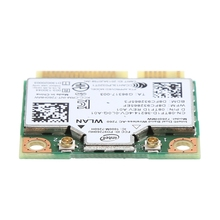 876M Dual Band 2.4+5G Bluetooth V4.0 Wifi Wireless Mini PCI-Express Card For Intel 7260 AC For DELL 7260HMW