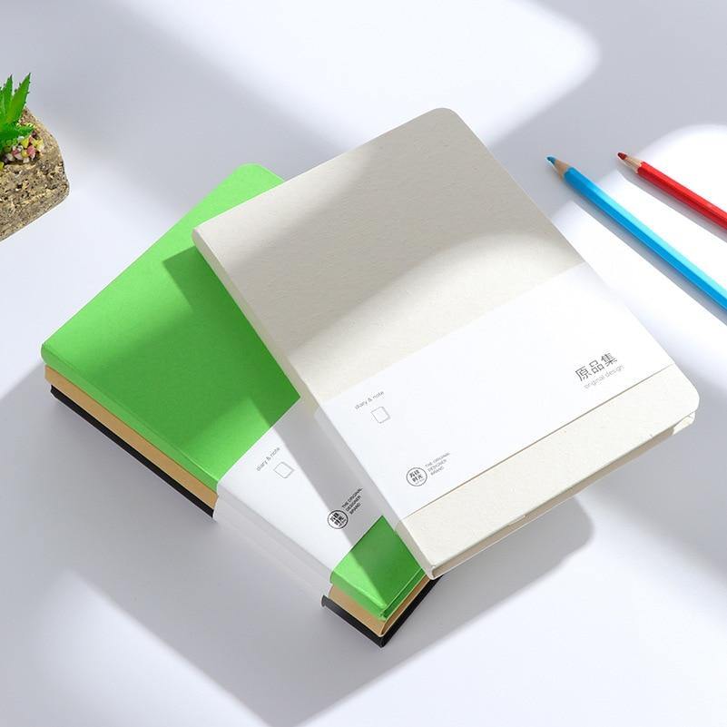где купить Retro Sketch Craft Paper Blank Notebook Sketch Drawing Book Journal Diary Note Stationery School Office Supply BJB15 по лучшей цене