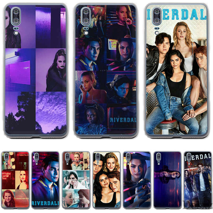 Phone Case Cover TV Riverdale I'd Rather Be Pop's Novelty For Huawei P Smart P8 P9 P10 P20 Lite Pro P20pro 2015 2016 2017 Cases