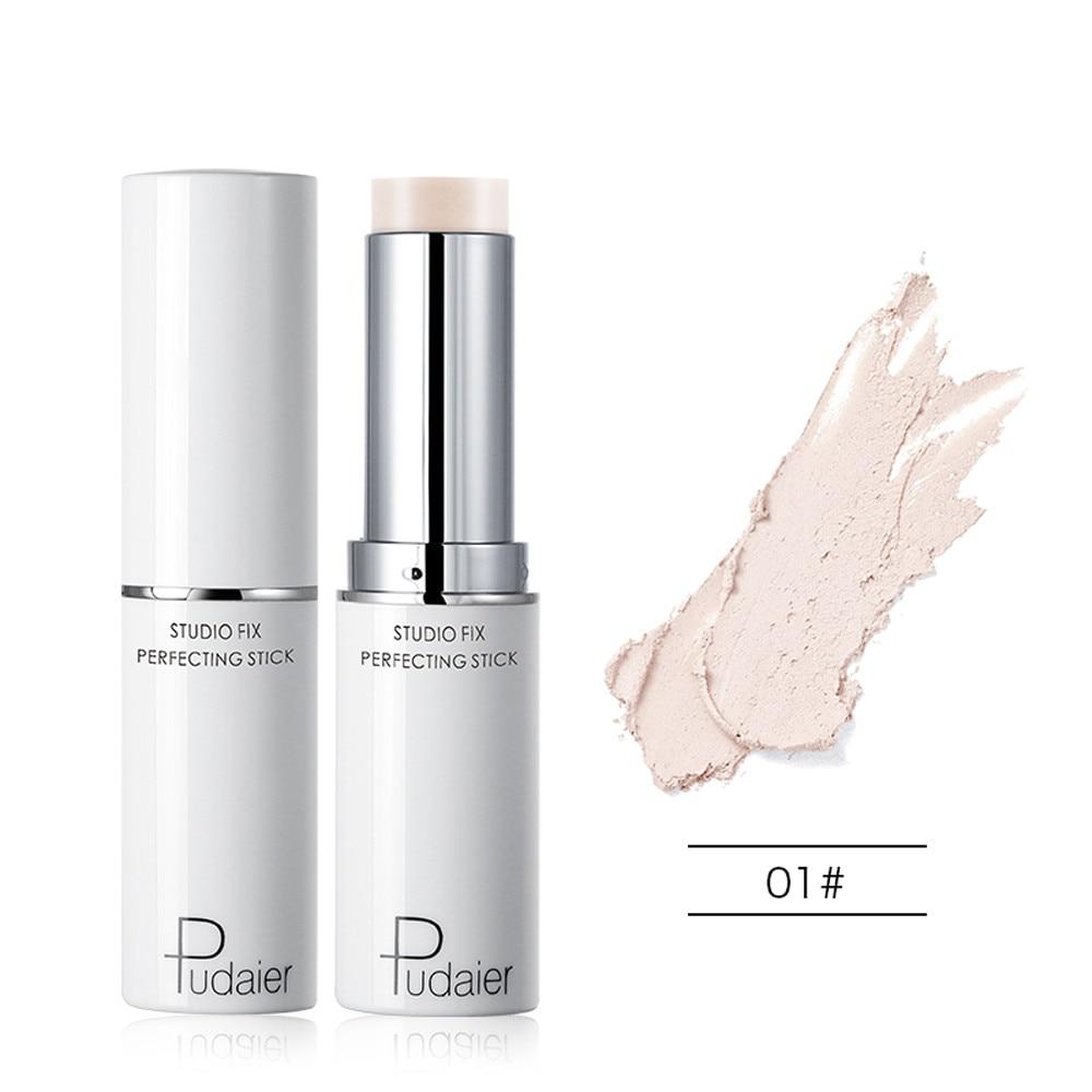 Pudaier Concealer Maquiagem 1PCS Face Highlight Contour Stick Beauty Makeup Face Powder Cream Shimmer Concealer Jan3