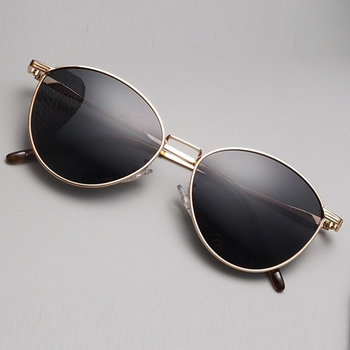 Retro Personality Cateye Small Polarized Sun Glasses Polarized Sunglasses Custom Made Myopia Minus Prescription Lens -1 to -6 minus 417 косметика