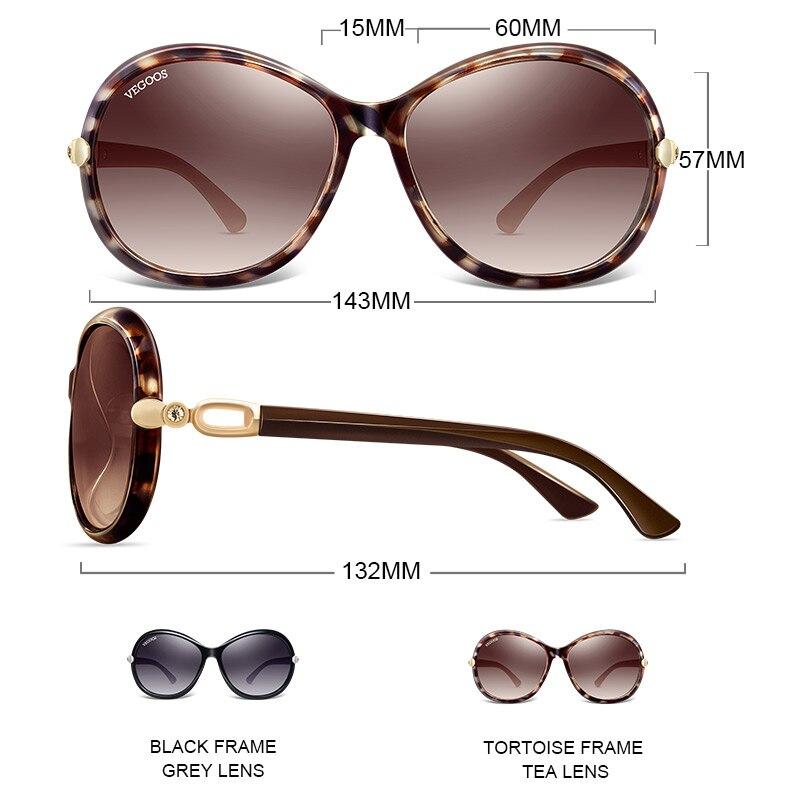 VEGOOS Luxury Brand Designer Polarisierte Sonnenbrille Sonnenbrille - Bekleidungszubehör - Foto 3