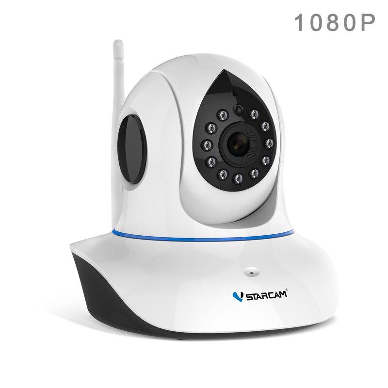 imágenes para C38S Vstarcam Onvif 1080 P FULL HD Cámara IP Inalámbrica de Seguridad Para El Hogar CCTV Y Soporte 128G IR Versión de La Noche Cámara IP de Visión Real