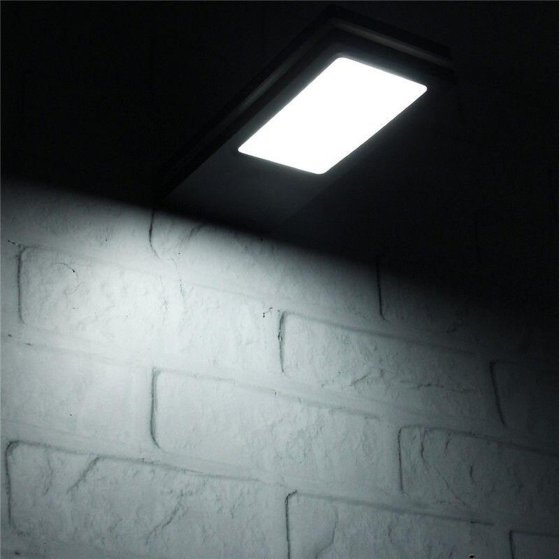 Image 3 - 144 LED Солнечная энергия датчик движения садовая охранная лампа Открытый водонепроницаемый свет портико лампа садовые огни-in Светодиодные солнечные лампы from Лампы и освещение