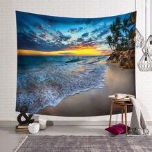 Cammitever голубое небо белое Облачное море пляжный кокосовый