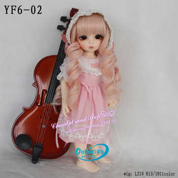 BJD SD Doll Clothes 1/6 Princess Dress Style Kawaii For Lati Littlefee Linachouchou Body YF6-01/02/15/20 Doll Accessories - DISCOUNT ITEM  28% OFF Toys & Hobbies
