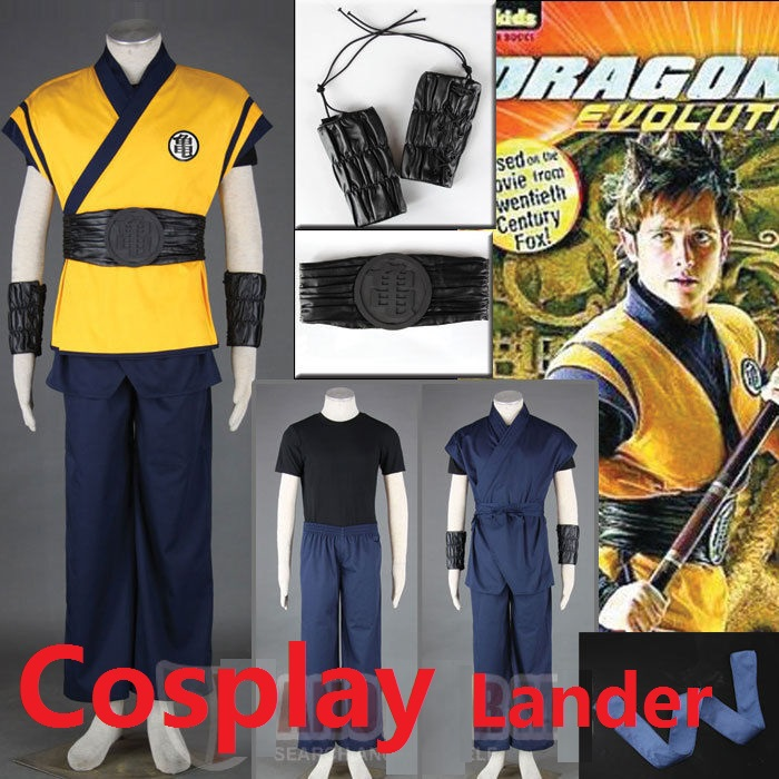 Realistic dragon ball z costumes