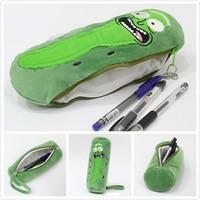 Pickle Rick Soft Pen Bag - Rick And Morty 1