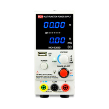 цена на DC power supply 20V 3A, automatic protection of high-precision digital signal test adjustable power supply