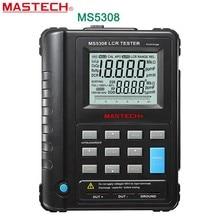 Mastech MS5308 Handheld Professionelle Auto Range Digital-lcr Meter Induktivität Kapazität Widerstand Tester 100 Khz