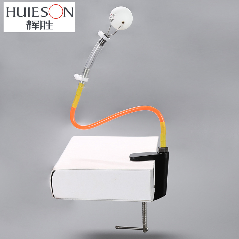 Huieson Official Store Huieson Professional Table Tennis Training Robot Fixed Rapid Rebound Ping Pong Ball Machine Table Tennis Trainer for Stroking