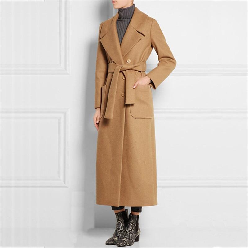 2017 Taille Femmes Hiver Ouatine Femme Feminino Manteau Automne Longue Robe Casaco Manteaux Plus M39 Maxi Classique Simple wBEx5Y4Inq