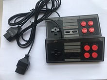 2 шт NES классический контроллер, suily 7 PIN контроллер Ретро геймпад джойстик для оригинальной игровая консоль NES консолей