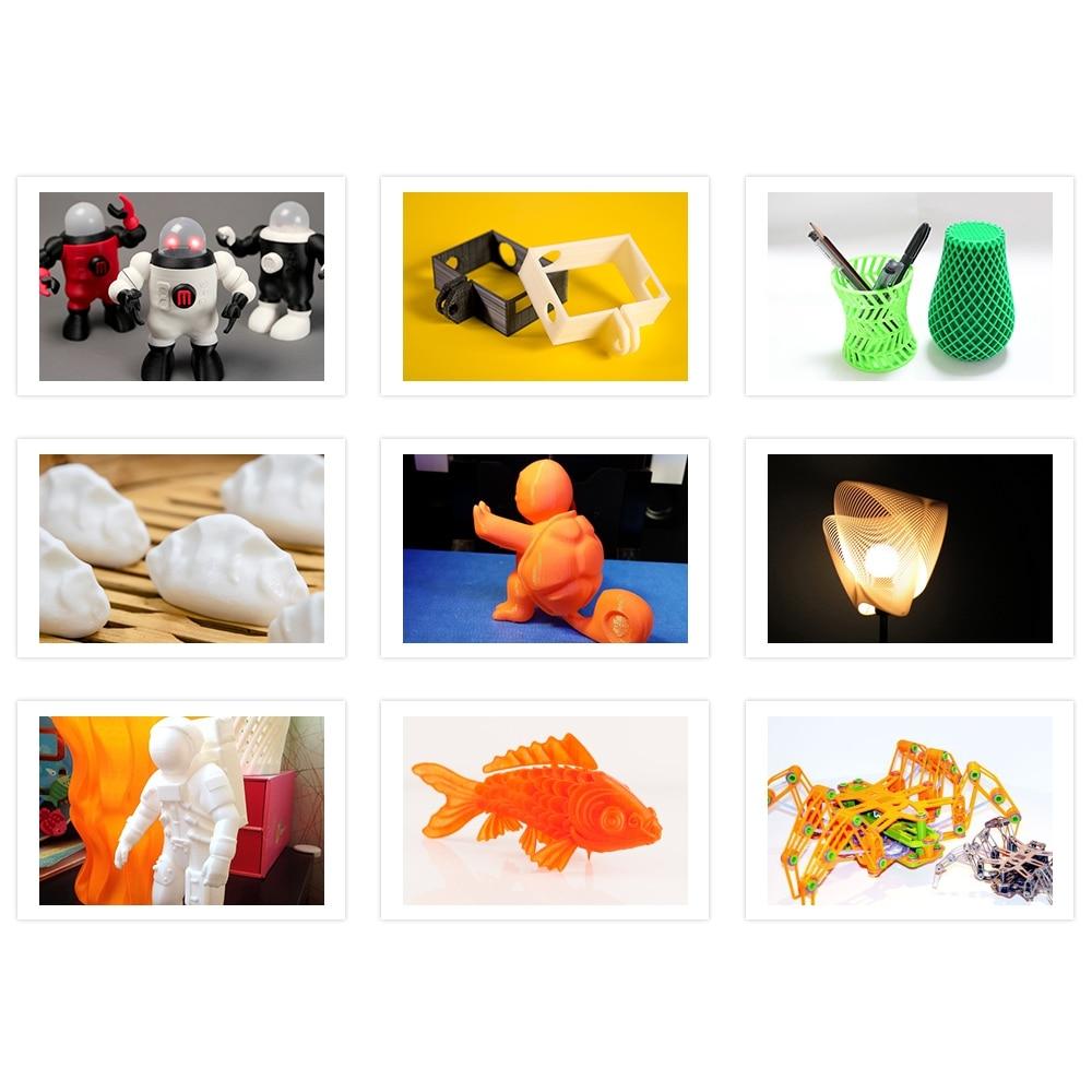 2019 Flsun 3D Imprimante I3 Kit Full Metal grande taille 300x300x420mm extrudeuse double Tactile Auto-nivellement imprimante 3D Chauffée Lit Filament - 4