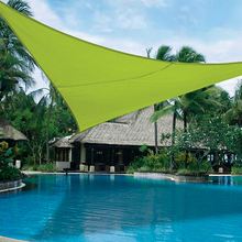 3x3m 4x4m 6x6m Outdoor Sun Shelter Waterproof Awning Shade Sail Sun Shade Sail Garden Patio Pool Camping Picnic Tent все цены