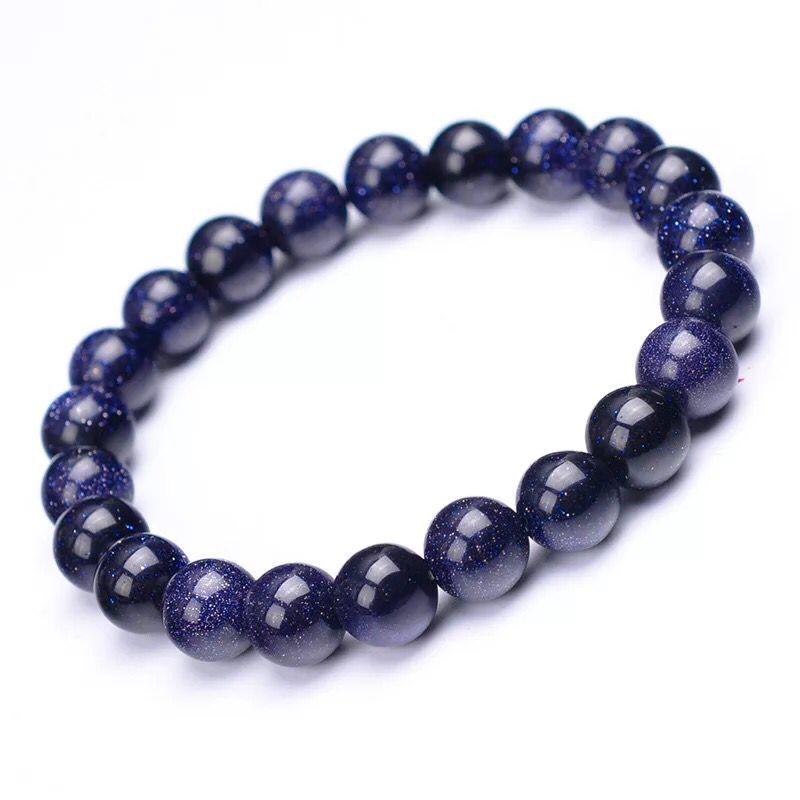 Crystal Agate Amber Bracelet Male/Popular Reiki Jewelry Bracelet Female
