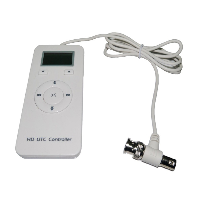 HD AHD Analog UTC Controller For Surveillance CCTV Camera BNC UP The Cable OSD Menu Remote Control (Not Include Battery)