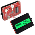 12V BW-LY5 Lead-acid Lithium ion Battery Capacity Display Module Battery Electricity tester Free shipping 12000763