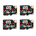 Ld tarjeta sd micro 8 gb/16 gb/32 gb/64 gb tarjeta de memoria tf tarjeta de memoria flash trans Mini SD Tarjeta Class10 Micro SD Carta Pen Drive Usb Stick