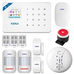 KERUI WI8 WIFI GSM Antifurto Sistema di Allarme di Sicurezza