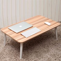 Bed Notebook Comter Desk Desk Bed Dormitory Artifact Folding Lazy Learning Table Size