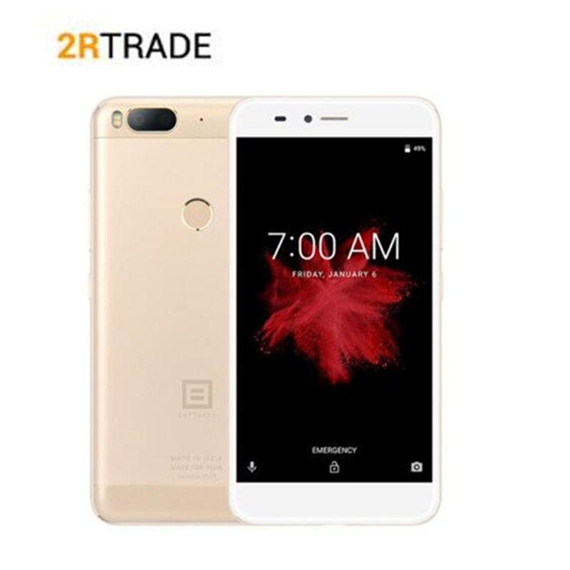 BILHÕES a CAPTURA HS117 Android 7.1 GB de RAM GB ROM Snapdragon 32 3 625 FHD Tela de Toque ID 3500mAh 4G FDD LTE telefone móvel