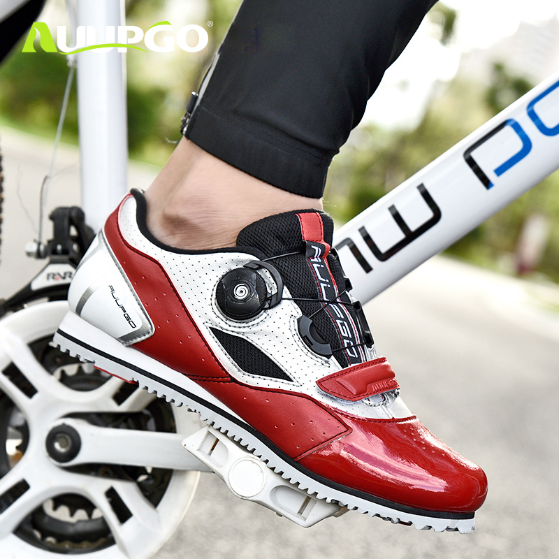 Non lock leisure men women road bike cycling shoes professional MTB mountain bike shoes ultralight breathable