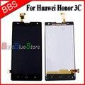Para huawei honor 3c g740 h30-u10 h30-t10 h30-t00 h30-l01 h30-l02 h30-l01m h30-l01v touch screen display lcd + digitador assembléia