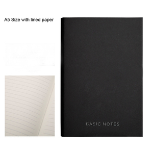 Image 4 - A5/A7 ขนาดสีดำกระเป๋าโน้ตบุ๊คสมุดบันทึกสำหรับสำนักงาน,ธุรกิจ,โรงเรียนหรือ Travel TPN015