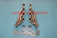 Chevy LS LS2 LS3 LS6 LS7 Shorty Chevelle Camaro Stainless Steel Exhaust Headers