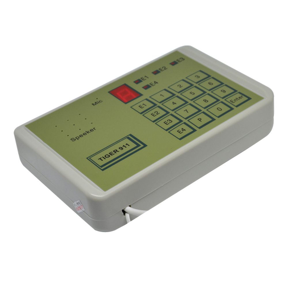 (1 ПЦС) Тигер 911 Аутоматски бројчаник - Безбедност и заштита - Фотографија 4