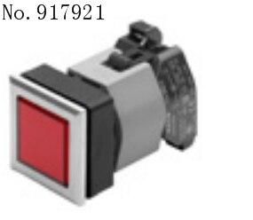 [ZOB] Switzerland EAO Switch lights blue 704.202.708 704.202.608 silver panel 35x35mm  --2PCS/LOT [zob] reset 704 123 018 704 121 018 import switzerland eao key switch lock hole 30 5 2pcs lot