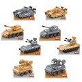 Modelo de tanque série diamante building blocks modelo panzer batalha mini diy micro tijolos presente para as crianças decoração do conhecimento