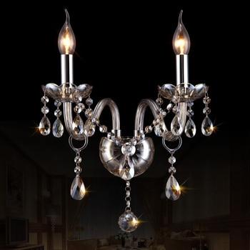 Crystal Chandelier Lighting Luxury Glass Chandeliers Lamp 3