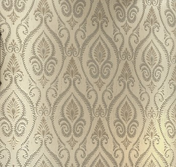 Luxurious Classic Velvet Flocking Damask 3D Sound Absorbing Wallcoverings classic black damask velvet flocking wallpaper 3d sound absorbing tv background