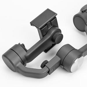 Image 4 - Estabilizador de cardán Bluetooth de mano H4 de 3 ejes con Clip para iPhone XS XR X 8Plus 8 7P 7 Samsung y Cámara de Acción