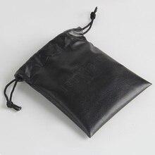 Custom / Wholesale print Logo Small PU beam pocket Jewelry bag