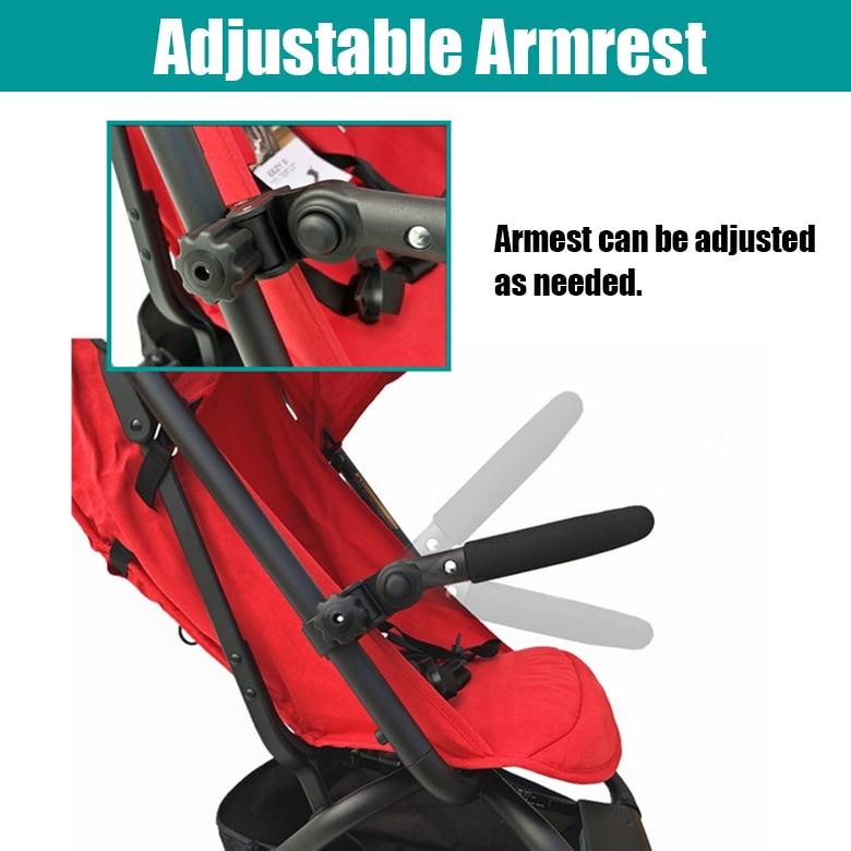 Closeout DealsStroller-Accessories Armrest Bumper-Handrail Cybex Eezy High-Quality