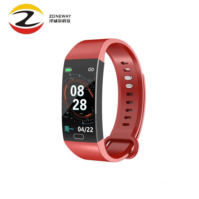 RD11 1,14 collu ekrāna viedā aproce Sirdsdarbības ātruma - Viedā elektronika