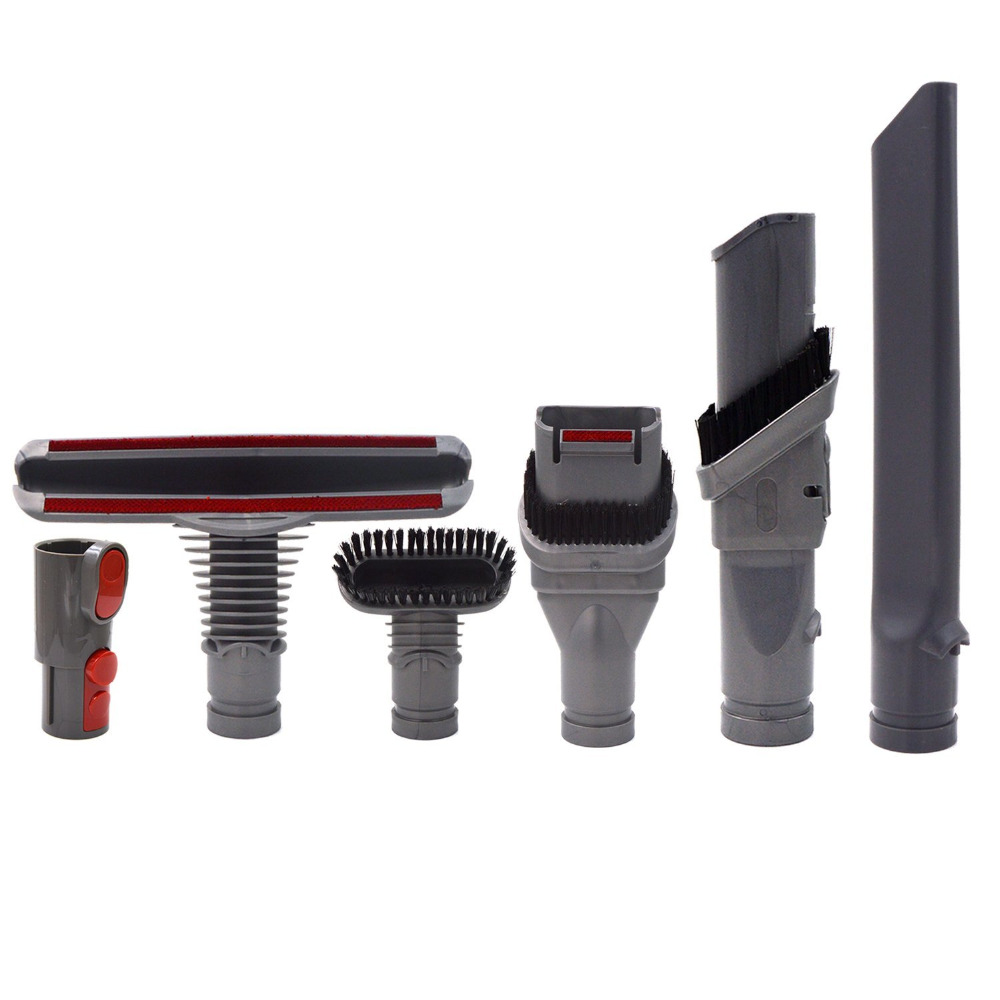 dyson v8 attachments tools kit For Dyson V8 Absolute/V8 Animal/V10/V7 Absolute Cord-Free Vacuum Cleaner parts replacement стоимость